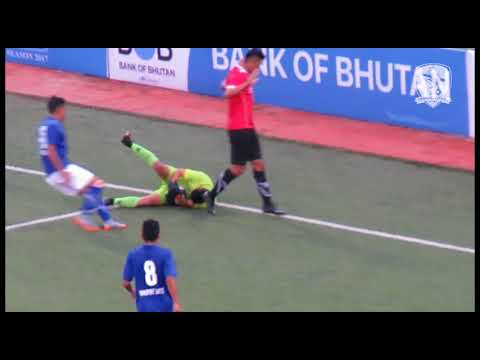 Highlights: Thimphu City Vs Transport United