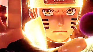 JUMP FORCE: Special Attacks Trailer (2018) PS4 / Xbox One / PC