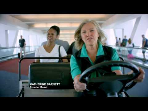 Frontier Airlines - Low Fares Done Right - Part 2