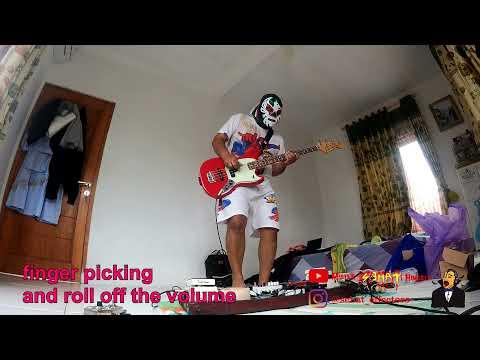 Sehat Effectors Kijing Fuzz with Fender Mustang PJ Bass