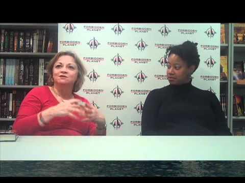 Karen Miller and N.K. Jemisin