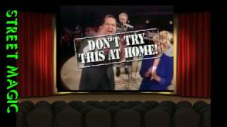 Penn & Teller 2016 ~  Don't Try This at Home 1990