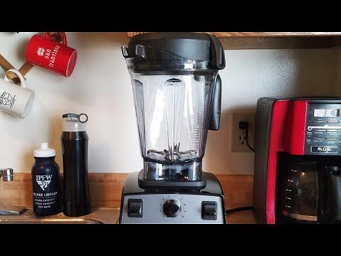 Vitamix 5300 Blender Review, Professional Grade