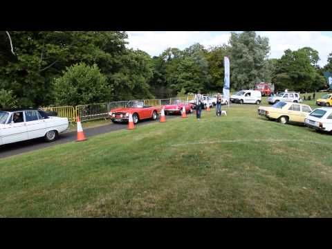 Irish Classic & Vintage Motor Show 2015. Terenure College, Dublin   My Edited Video
