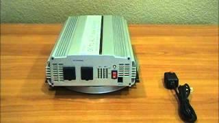 AIMS Power 2000 watt power inverter 12 volt