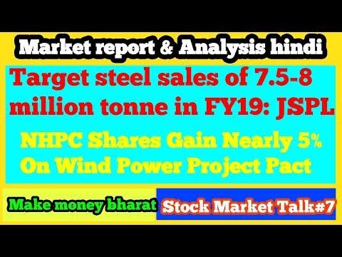 Make money bharat,jindale steel,NHPC Shares,ICICI