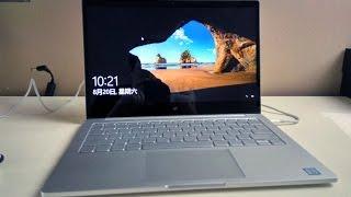 Xiaomi Mi Notebook Air 13 розпакування і побіжний огляд на старшу версію з Intel Core i5 і Nvidia 940MX