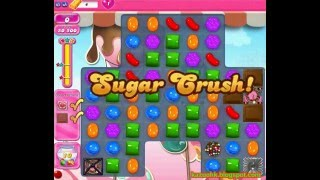 Candy Crush Saga - Level 1614 (3 star, No boosters)