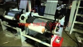 SJ65FM600 Double Head Film Blowing Machine