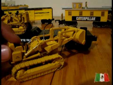 norscot cat models die cast model collection caterpillar ...