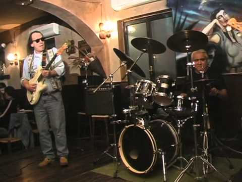 level blues band tequila