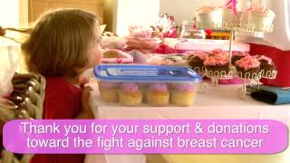 Kids Cottage Nursery Dubai donating to the fight agains breast cancer