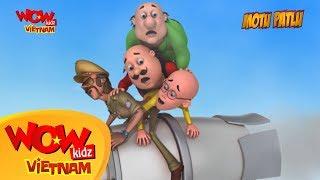 Motu Patlu Siêu Clip 22 - Hai Chàng Ngốc - Cartoon Movie - Cartoons For Children