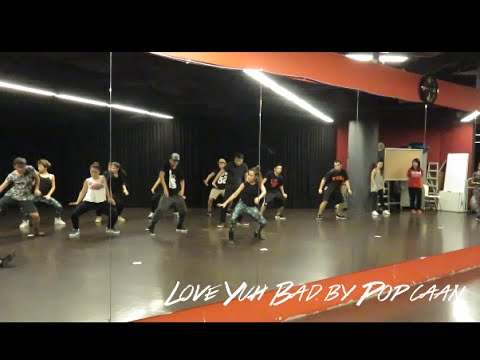 Love Yuh Bad by Popcaan | Dancehall Choreography