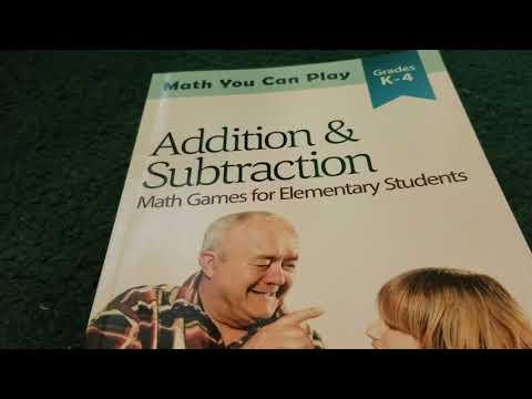 Addition and Subtaction Book with Givaway