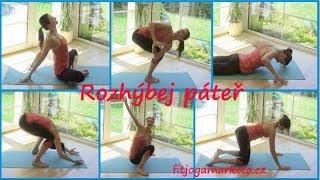 Rozhýbej páteř - jóga pro uvolnění zad