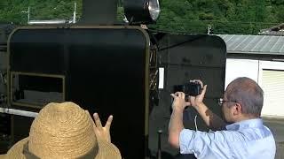 SL山口号・山口駅発車