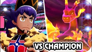 Pokémon Sword & Shield : Champion Leon Battle (HQ)
