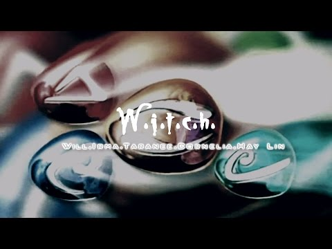 w.i.t.c.h. opening buffy the vampire slayer style