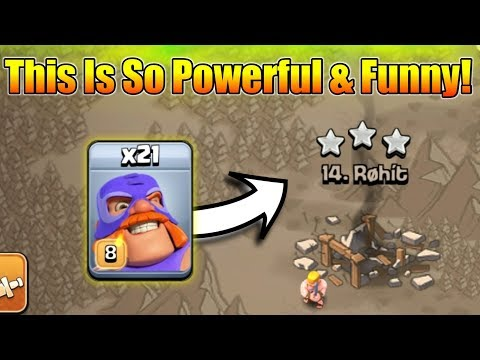 Clash Of Clans New Troop
