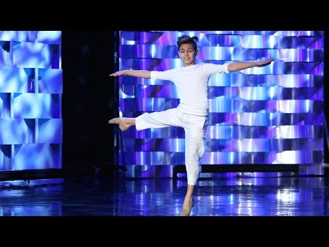 A Stunning Young Dancer