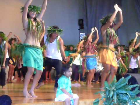 Arorangi Celebration (at Community Center)