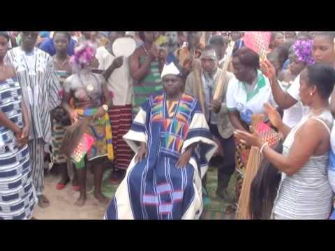 société/Dabakala :Intronisation du chef de Nimene