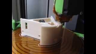 Speed Printing On A Delta (Kossel Mini)
