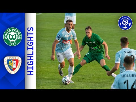 Warta Piast Gliwice Goals And Highlights