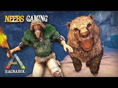 Ark: Survival Evolved - Frozen In Time!!!