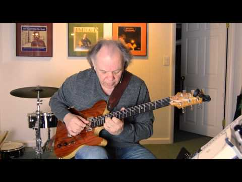 Carl Filipiak 8 Bar Jazz/Blues Lesson 2- Comping Chords