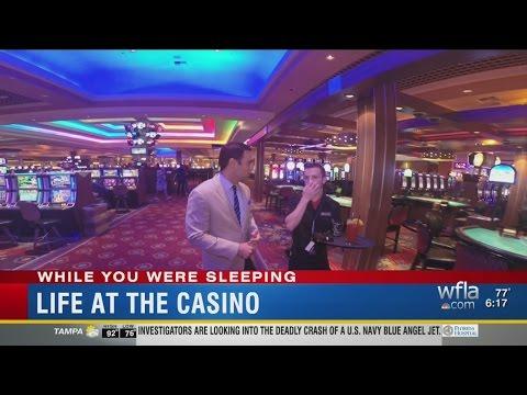 While You Were Sleeping: Seminole Hard Rock Hotel & Casino