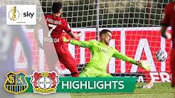 1. FC Saarbrücken - Bayer 04 Leverkusen | Highlights - DFB-Pokal 2019/20 | Halbfinale