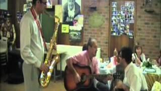Sax-Guitar-Djembe Jam groove - tune 2