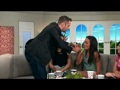Mentalist Keith Barry On The Circle