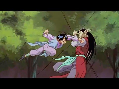 AMV Yu Yu Hakusho | Kryptonite