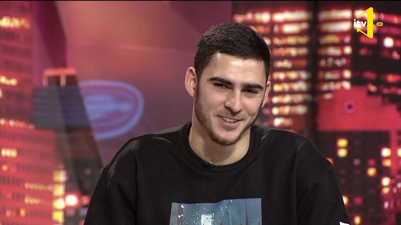 Futbol üzrə milli komandamızın üzvü Ramil Şeydayev
