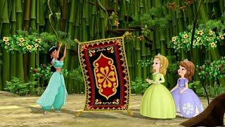 Princesa Jasmine em Princesinha Sofia