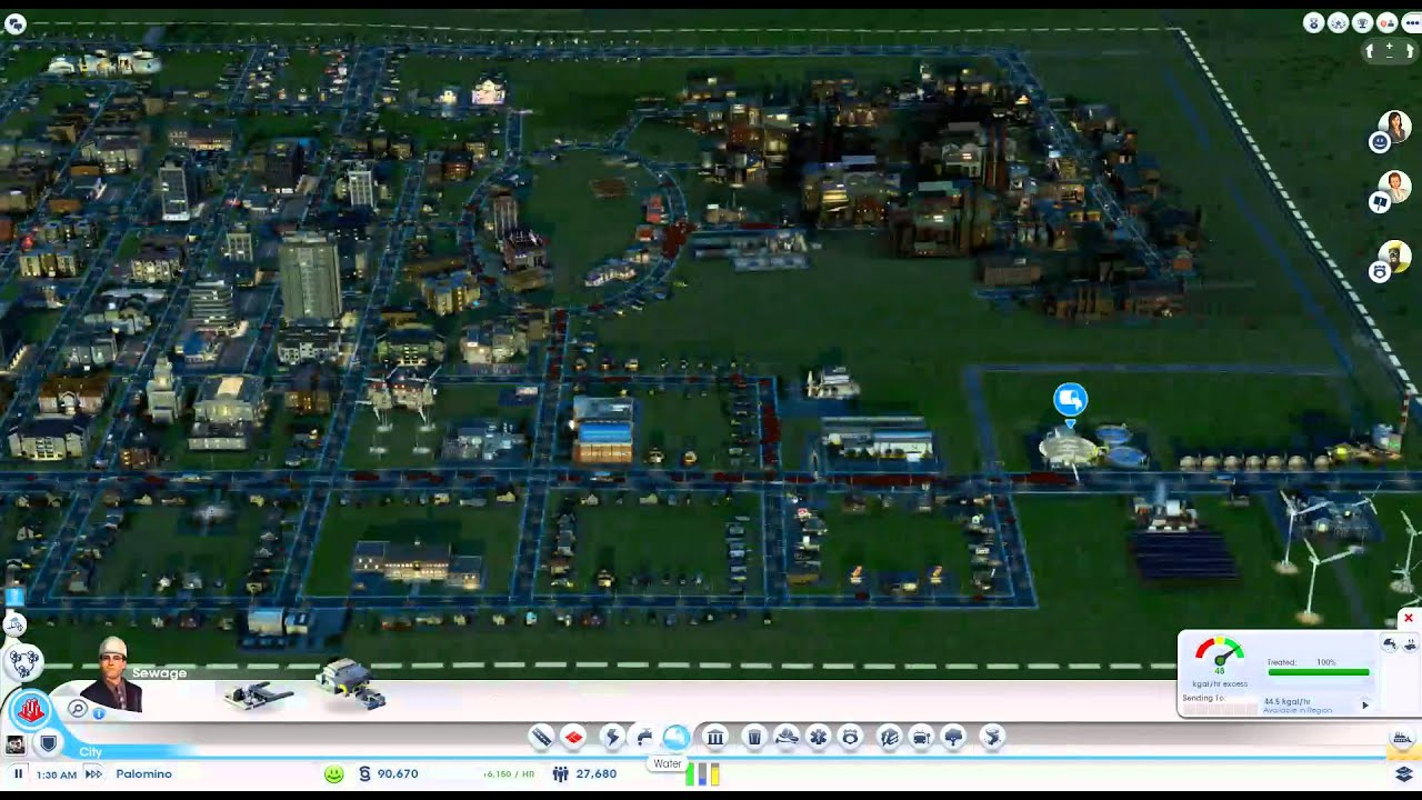 simcity 2013 understanding trade starting guide youtube rh youtube com SimCity Guide Book SimCity 2013 Road Guide