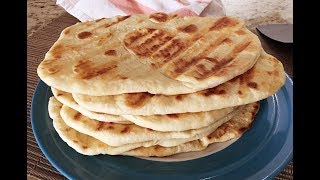 Indian Naan Bread Recipe - Soft & Tasty Flatbread! - Episode #226