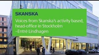Röster från EntréLindhagen, Skanskas huvudkontor i Stockholm(, 2014-09-09T14:32:05.000Z)