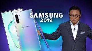 Toàn cảnh sự kiện ra mắt Samsung Galaxy Note 10
