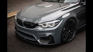 BMW M3 F80 LCI II 2 Delivery And Modifications (2018 Facelift)