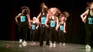 Cornell University Base Productions presents My Team dance performance Spring 2013 HD