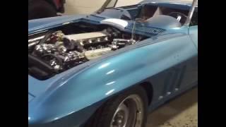 65 Corvette resto mod