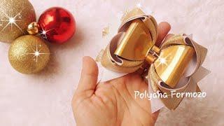 Laços de Luxo para Natal e Ano Novo