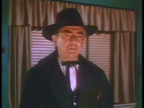 Scared to Death (1947) BELA LUGOSI in COLOR