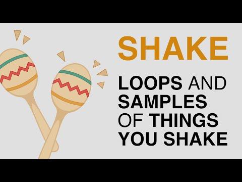 SHAKE Sample Pack (Free Download) Audio Demo