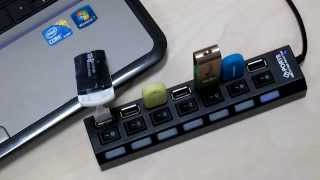 Review: eBay 7 port USB hub