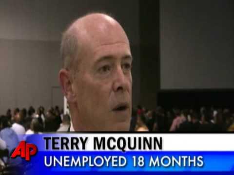 Thousands Seeks Employment At Ga. Jobs Fair